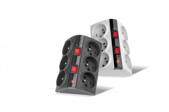 Axon Acar SMART: kabel 3 m - Zabezpieczenia przepięciowe