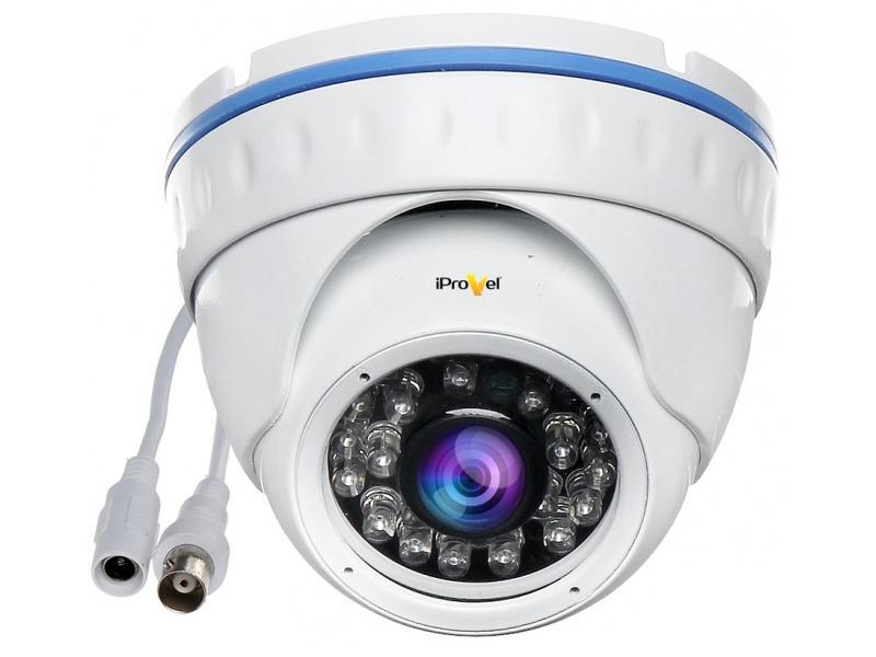 EL-HYBRO C105 - Kamery kopułkowe