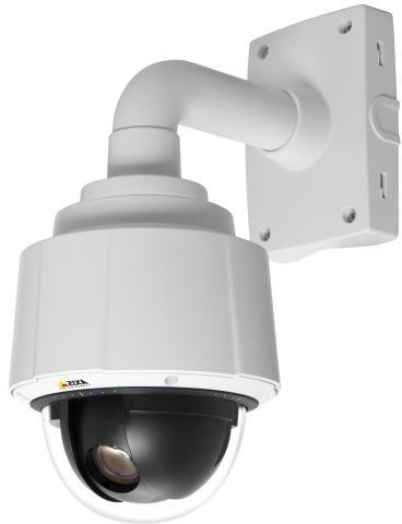 AXIS Q6034 Mpix - Kamery obrotowe IP
