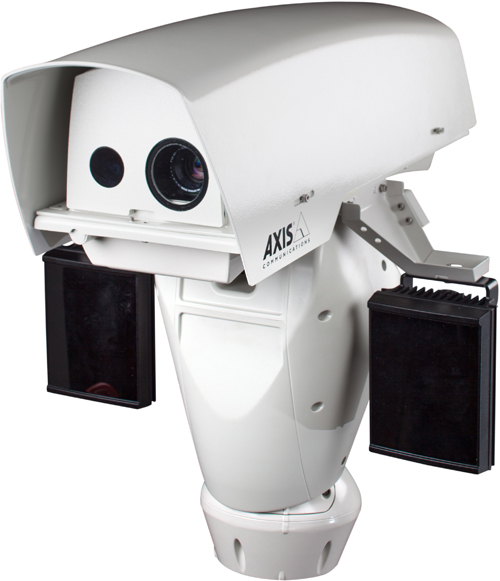 AXIS Q8721-E 35mm 30fps - Kamery obrotowe IP