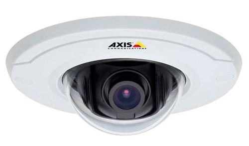 AXIS M3011 - Kamery kopułkowe IP