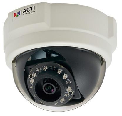 ACTi E57 - Kamery kopułkowe IP