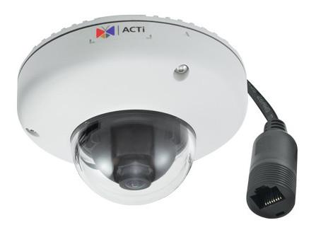 ACTI E918 - Kamery kopułkowe IP