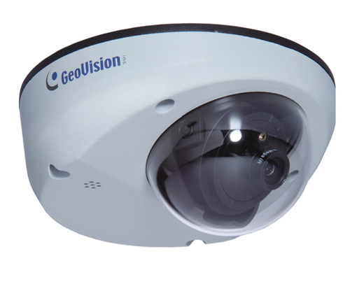 GV-MDR120 Mpix - Kamery kopułkowe IP