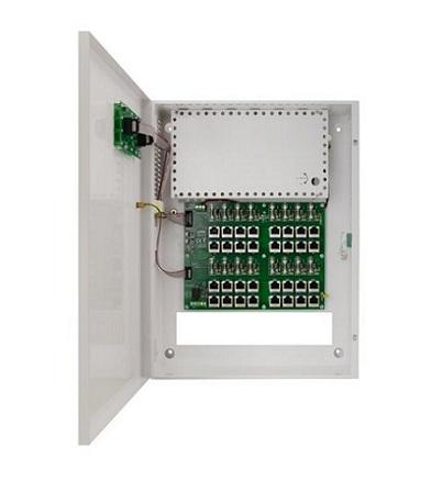 POE164864 - Zasilacz PoE 48V/16x0,4A do 16 kamer IP - Zasilacze do kamer