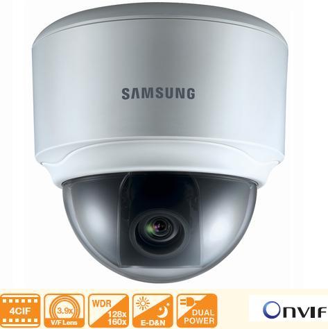 SND-3080C - Kamery obrotowe IP