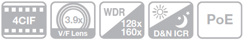Samsung SNV-3082 - Kamery kopułkowe IP