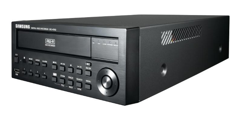 Samsung SRD-476D 1TB - Rejestratory 4-kanałowe