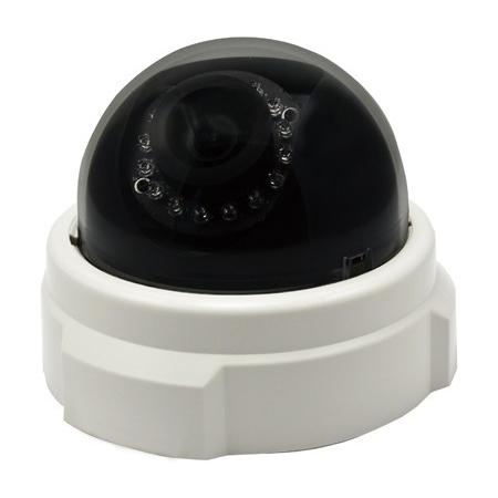 ACTi D55 - Kamery kopułkowe Mpix