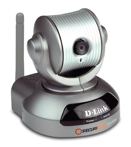 D-Link DCS-5220 - Kamery obrotowe IP