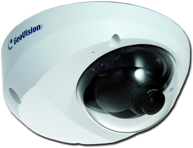GV-MFD1501-1F - Kamery kopułkowe IP