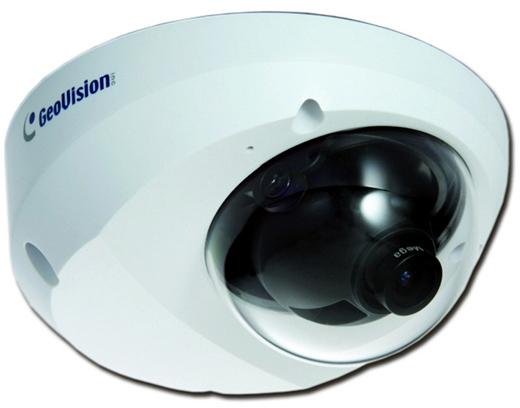 GV-MFD320 Mpix - Kamery kopułkowe IP