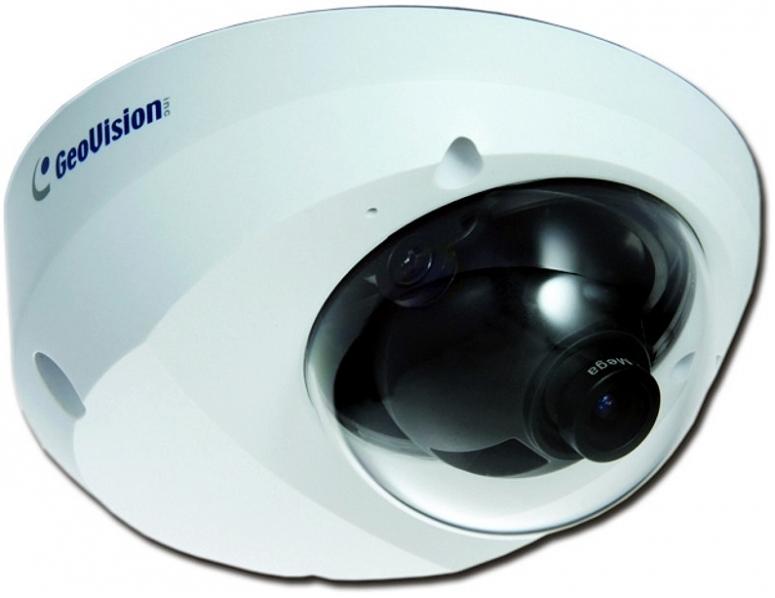 GV-MFD2401-1F - Kamery kopułkowe IP