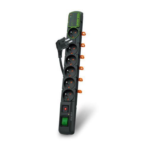 Axon Acar ECO: kabel 1,5 m - Zabezpieczenia przepięciowe