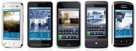 LC-9036 IP - Kamery obrotowe IP