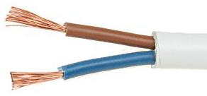 Kabel elektryczny OMY-2X0.75 - Przewody do kamer