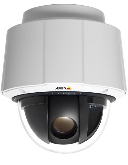 AXIS Q6034 50HZ Mpix - Kamery obrotowe IP