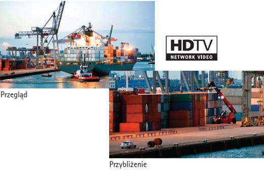AXIS Q6035 50HZ Mpix - Kamery obrotowe IP
