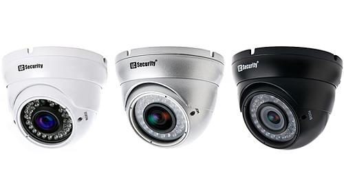 LC-SZ46T - Kamery kopułkowe