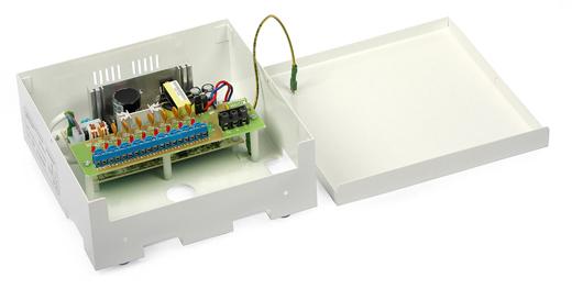 Zasilacz stabilizowany impulsowy ZSIT-45-9 - Zasilacze do kamer