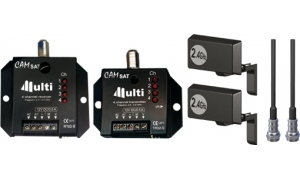 3-D CamSat 2,4 GHz mini