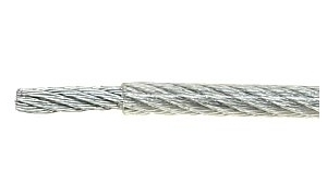 Linka stalowa LC-LS-3/200/PVC - 200m