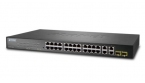 Planet FGSW-2840 - Switch 24x10/100TX + 4xGE + 2xSFP