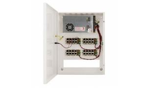 POE1648 - Zasilacz PoE 48V/6A do 16 kamer IP
