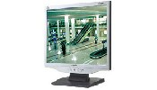 LCD 17 monitor przemysłowy : CCTV